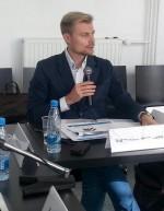 Uladzislau Belavusau : Visiting Fellow